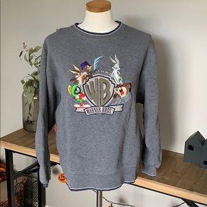 Warner Bros. Studio Store looney Tunes sweater L
